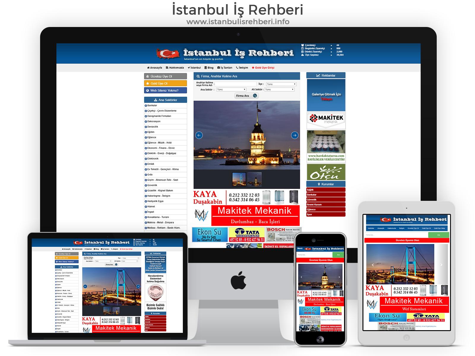 İstanbul İş Rehberi